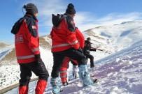 ZIGANA - Erzurum AFAD Zigana'da UMKE İle Eğitimde