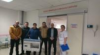 GEZIN - Eskişehir Ülkü Ocakları'ndan Çocuk Onkoloji Servisine Hediye Televizyon