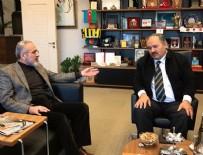 VIETNAM - Gazi eski Emniyet Müdürü Topçu'yu ziyaret etti