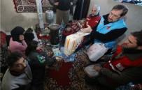 İNSANLIK DRAMI - 'Halep'te İnsanlık Ölmesin' Kampanyasında Yardımlar 145 Milyon Liraya  Ulaştı