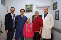 MURAT ÖZDEMIR - Koltuk Altından Ses Tellerine Zarar Vermeden Tiroid Ameliyatı
