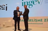 MUHITTIN BÖCEK - Konyaaltı Belediyesi'ne İNGEV Ödülü