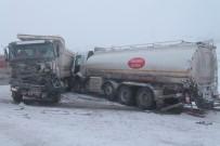 Kop Dağı'nda Buzlanma Kazaya Neden Oldu Açıklaması 1 Ölü