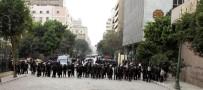 POLİS ARACI - Mısır'da Gerginlik Büyüyor