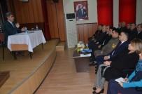 BEYIN FıRTıNASı - Osmancık İlçe Koordinasyon Kurulu Toplandı