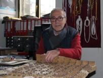 KURTLAR VADISI - (Özel) Son Osmanlı Terzisi Tarihi Nakış Nakış İşliyor