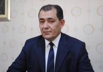 AKDENİZ OYUNLARI - TAAF Mersin Temsilciliğine Ahmet Kılınç Getirildi