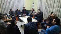 TEMYIZ - Terzialan'da Afet Haberleşme Koordinasyon Merkezi Açıldı