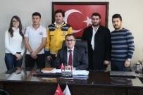 TÜRK SAĞLıK SEN - Türk Sağlık Sen'den '112 Ambulansları Hasta Naklinde Kullanılmasın' Çağrısı