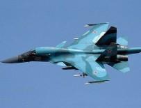 TÜRK HAVA KUVVETLERI - Türkiye ve Rusya'dan El Bab'da ortak hava operasyonu