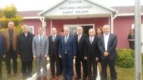 TURGAY ŞIRIN - Vali Güvençer'den Bağyurdu OSB'ye İnceleme Ziyareti