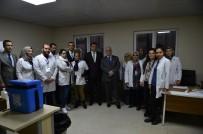 MEHMET YAŞAR - Vali Tuna Göçmen Sağlığı Eğitim Merkezini Ziyaret Etti
