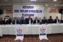 ADNAN BOYNUKARA - Adıyaman'da 'Yeni Anayasa' Toplantısı