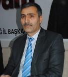 DEVİR TESLİM - AK Parti Elazığ Merkez İlçe Başkanlığına Ömer Faruk Çelik Atandı