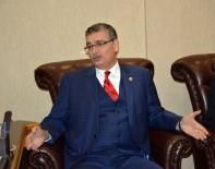 İNSAN KAÇAKÇILIĞI - AK Partili Güvenç 'Evet-Hayır' Paylaşımlarını Değerlendirdi
