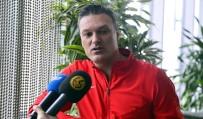 ALPAY ÖZALAN - Alpay Özalan'dan Hakan Ünsal'a 'Evet' Yanıtı