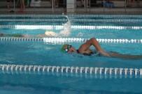 Anadolu Yıldızlar Ligi Yüzme Yarışları Tamamlandı