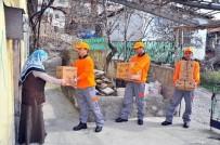 YOKSULLUK SINIRI - Ankara Büyükşehirden 158 Bin Aileye Yardım