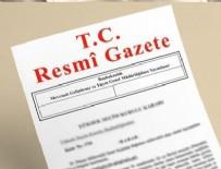 YÜKSEK ÖĞRETİM - 3 bakanlığa ait atama kararları Resmi Gazete'de yayımlandı