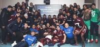 MUHARREM USTA - 'Avni Aker'in Ruhunu Yeni Stadyumu Taşıyacağız'