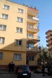 AYDıN DEVLET HASTANESI - Aydın'da 5'İnci Kattan Düşen Yaşlı Adam Hayatını Kaybetti