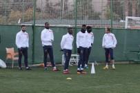 CENGIZ AYDOĞAN - Aytemiz Alanyaspor, Antalyaspor Maçı Hazırlıklarını Tamamladı
