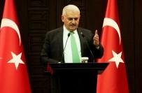 FATMA BETÜL SAYAN KAYA - Başbakan Yıldırım'dan Yeni Anayasa Konusunda CHP Ve HDP'ye Sert Eleştiri