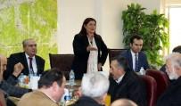 ÖZLEM ÇERÇIOĞLU - Başkan Çerçioğlu Açıklaması 'Aydınlının Yüzünü Kara Çıkartmam'