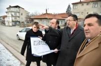 Başkan Tiryaki Yapımına Başlanacak Park Alanlarını Gezdi