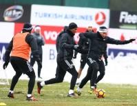 CANER ERKİN - Beşiktaş'ta Konya Mesaisi Devam Ediyor
