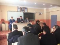 DEVAMSIZLIK - Beyşehir'de Okul Yöneticilerine Değerlendirme Toplantısı Yapıldı