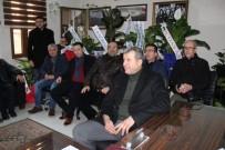 AHMET ŞAHIN - Biga İlçe Milli Eğitim Müdürü Bilen'e Ziyaret