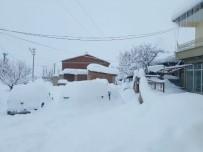 Bingöl Yedisu'da Kar Kalınlığı 50 Santimetreye Ulaştı