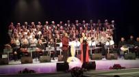 HASAN KAYA - Çorlu Müzik Derneği KKTC'de Konser Verdi