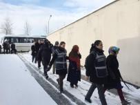 YENIKENT - FETÖ'den Gözaltına Alınan 16 Şahıs Adliyeye Sevk Edildi