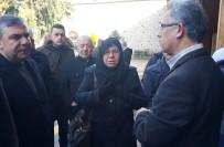 Iraklı Kadının Öfkesi Göç İdaresinde Son Buldu