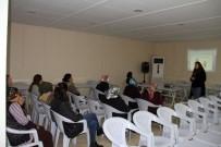 İSTISMAR - Kadınlara  'Çocuk İhmali Ve İstismarı' Eğitimi Verildi