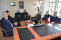 OSMAN GÜVEN - Kaymakam Güven'den AK Parti'ye Ziyaret