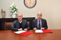 KıRıKKALE ÜNIVERSITESI - Kırıkkale'de Üniversite İle TSO Arasında İşbirliği Protokolü İmzalandı
