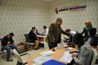 İLETİŞİM MERKEZİ - Körfez Belediyesi Çözüm Masası 2016 Yılında Bin 470 Başvuruyu Sonuçlandırdı