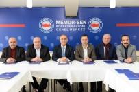 OSMAN AYDıN - Mehmet Akif İnan Vakfı İlk Toplantısını Yaptı