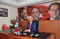 YUSUF BAŞ - MHP Adana İl Başkanı Baş Açıklaması 'Devlet Aldatmaz Millet Yanılmaz'