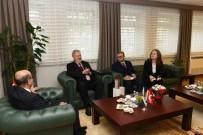 MOLDOVA - Moldova Büyükelçisi Bolboceanu'dan Vali Demirtaş'a Ziyaret