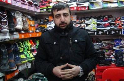 Nusaybin'de Sınıra Seyyar Duvar Örüldü