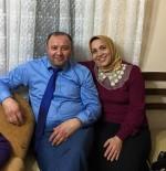 ERDOĞAN TURAN ERMİŞ - Ordu'daki Trafik Kazasında Hayatını Kaybeden Elif Kefal Toprağa Verildi