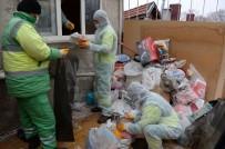 KıLıÇKAYA - Osmangazi Belediyesi Çöp Evi Temizledi