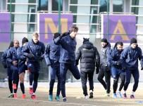 SENEGAL - Osmanlıspor'un Yeni Transferi İlk Antrenmana Çıktı