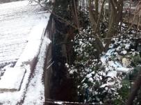 OSMAN DOĞAN - Sarıyer'de Vatandaşın Evine Yol Göçtü