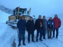 İBRAHIM SAĞıROĞLU - Trabzon'da Karla Mücadele