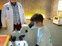 ASTRONOMI - Yarı Yıl Tatilinde Öğrencilere 'Robot' Eğitimi